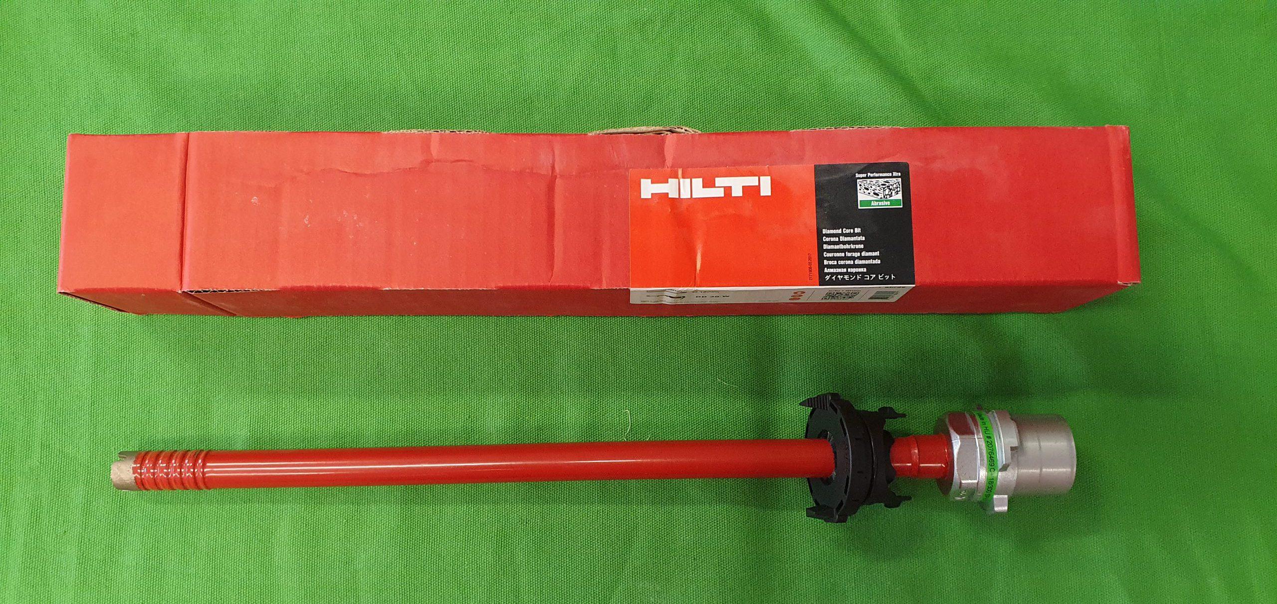 Új Hilti SPX-T 18 mm fúrókorona minden betontípushoz, kiemelt kép