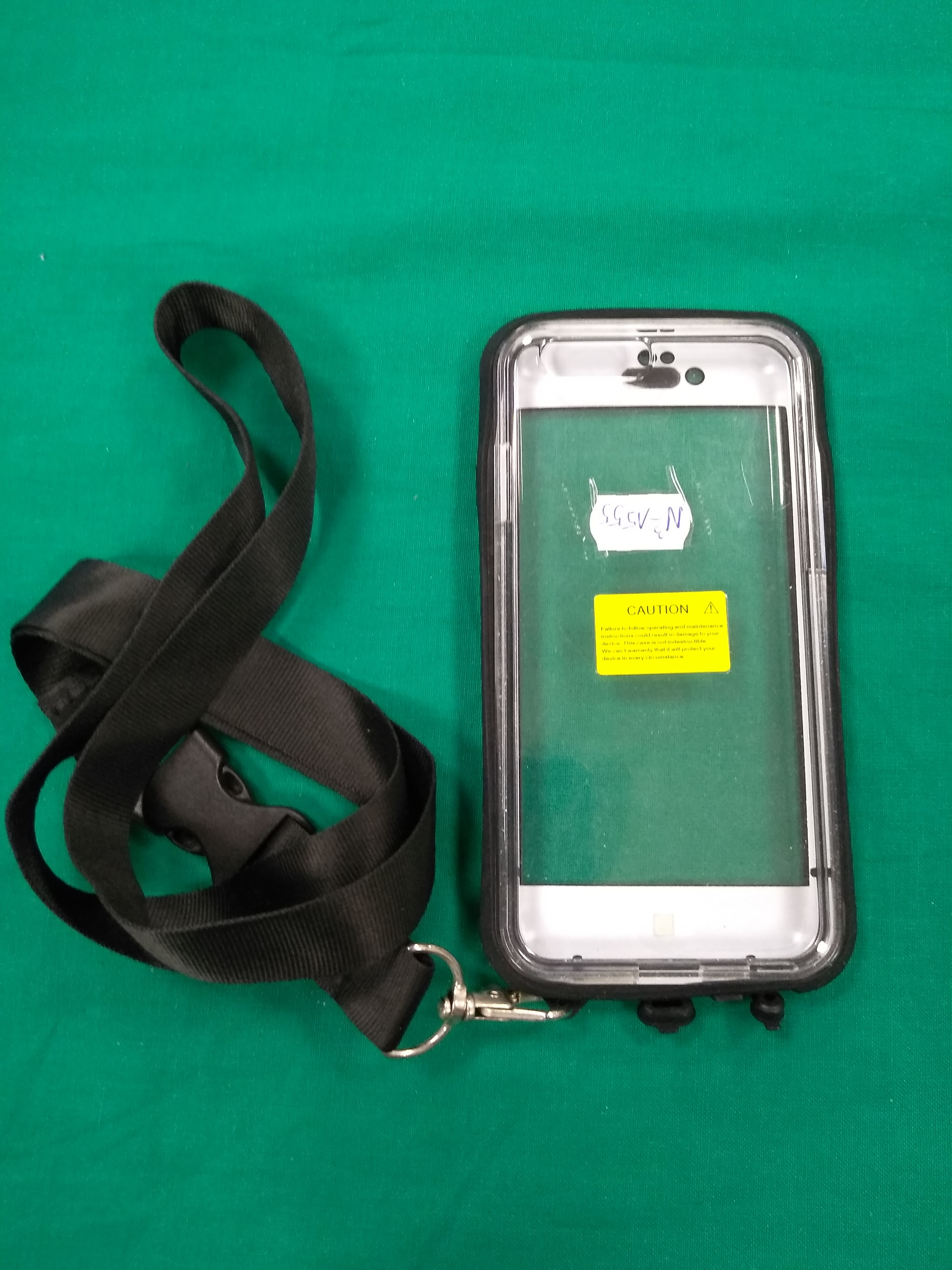 Slim Pearl Iphone 6 tok nyakpánttal, kiemelt kép