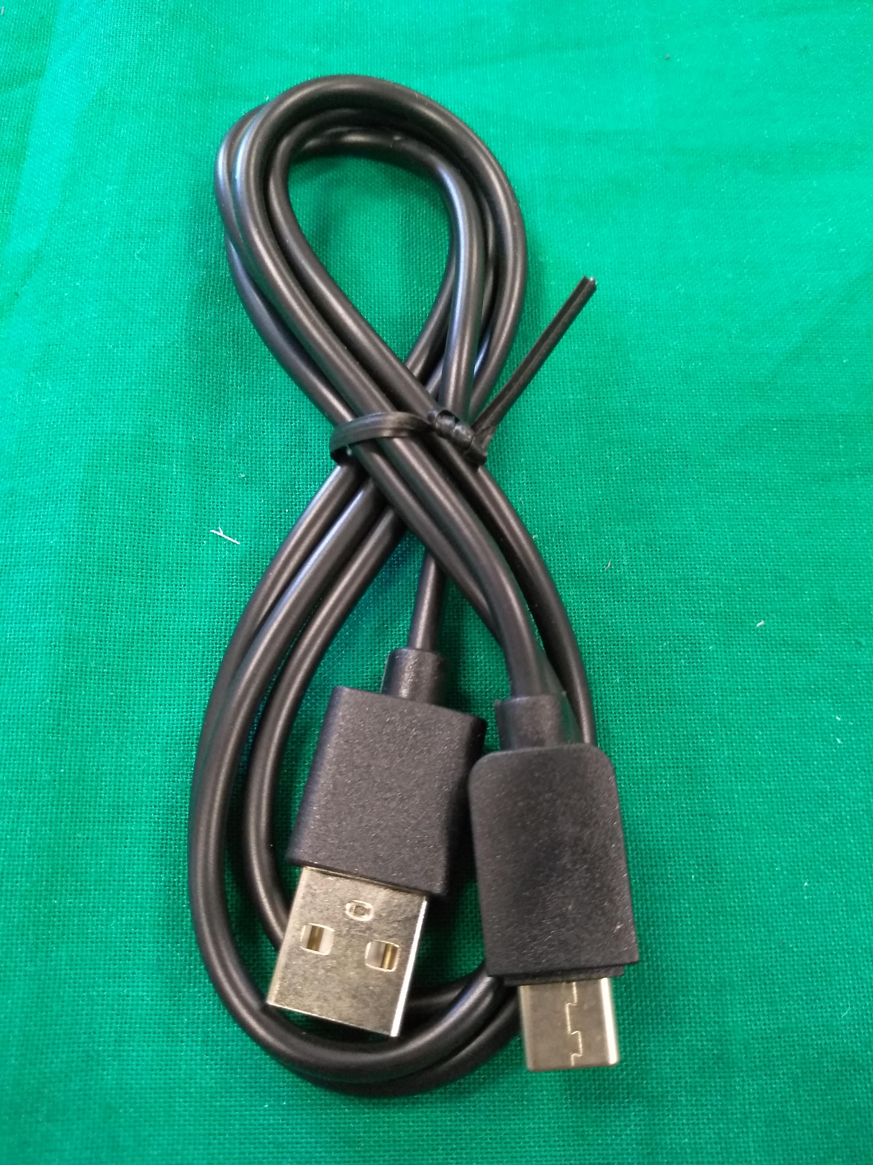 USB C 1 méteres kábel, kiemelt kép