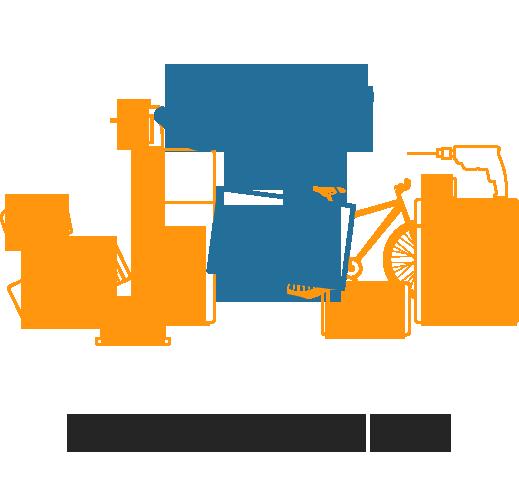 Használt műszaki cikkek vásárlása, Műszaki Zálog Kft.