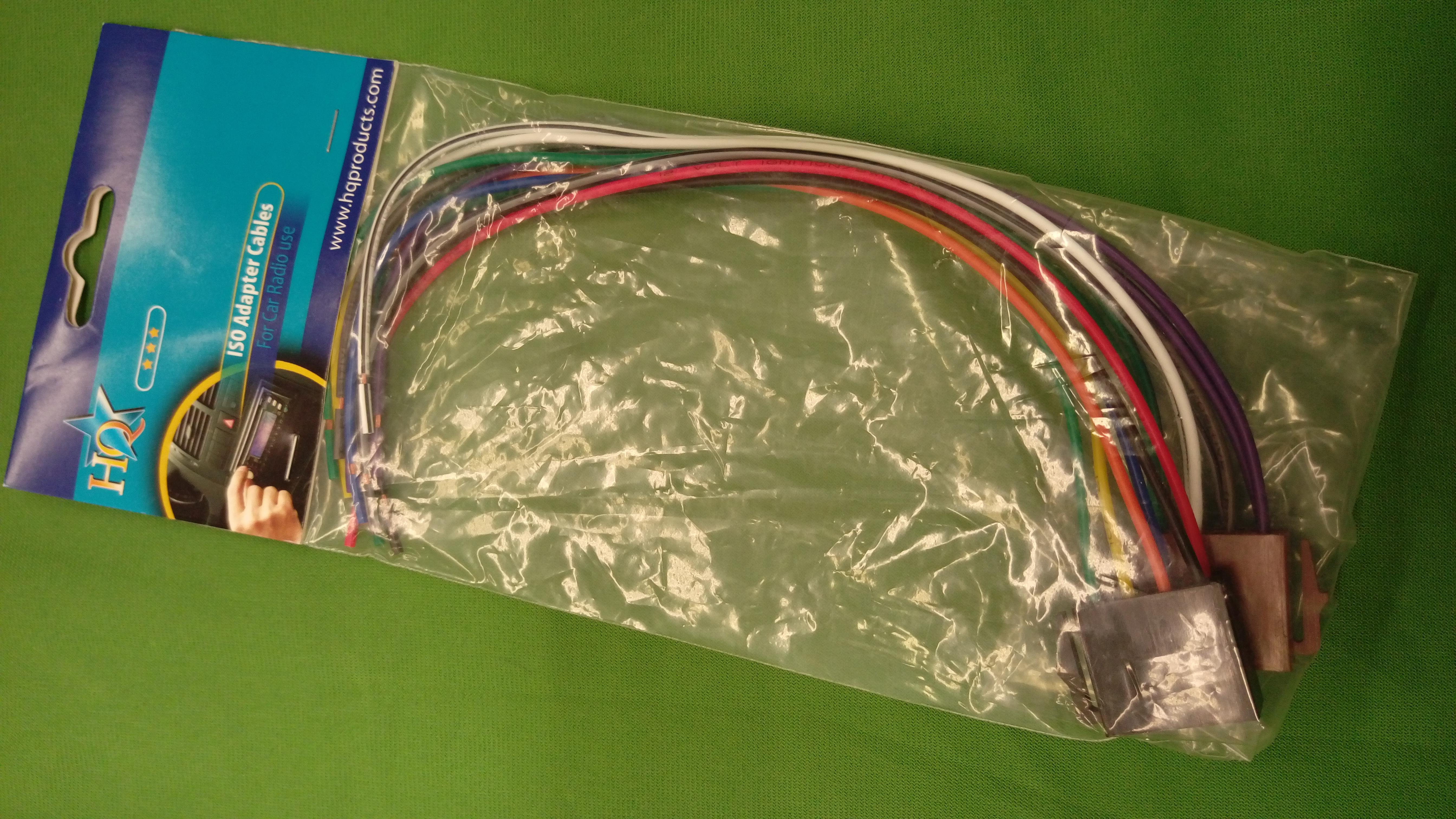 Iso Adapter Kábel, kiemelt kép
