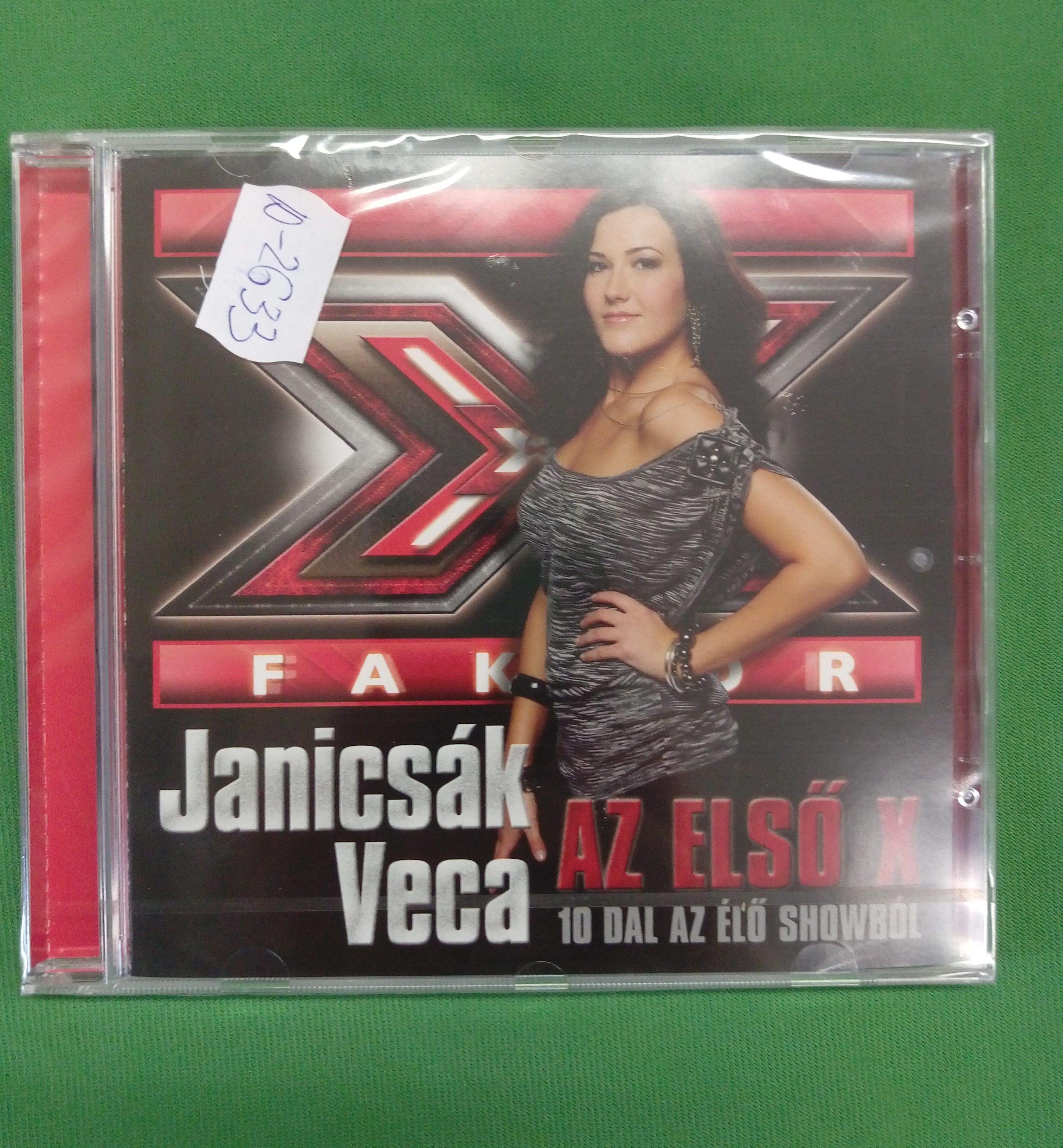 Janicsák Veca CD, kiemelt kép