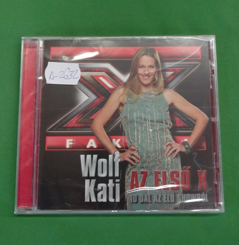 Wolf Kati CD, kiemelt kép