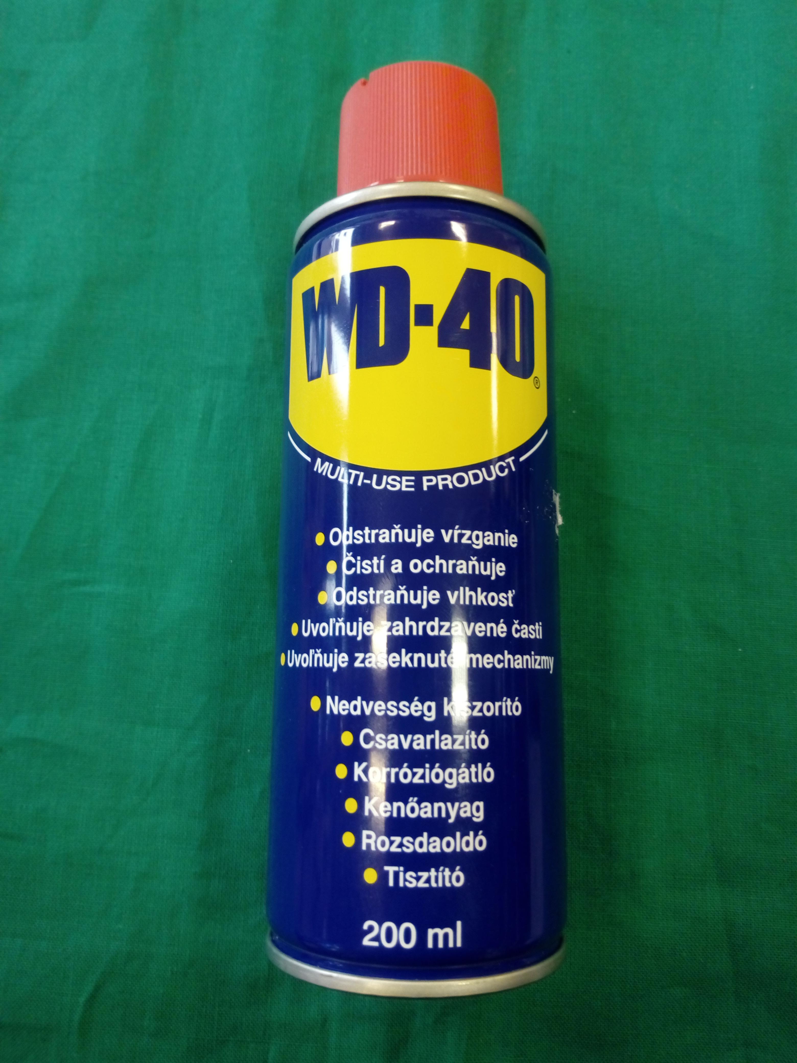 WD-40 multifunkciós spray 200ml, kiemelt kép
